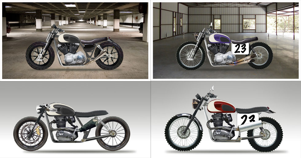 build your motorcycle users creation